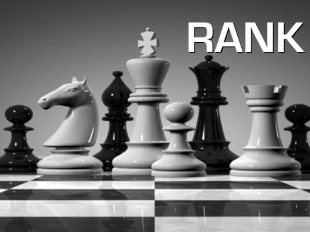RANK - A New Television Drama Series - Chess just got real.'s video poster
