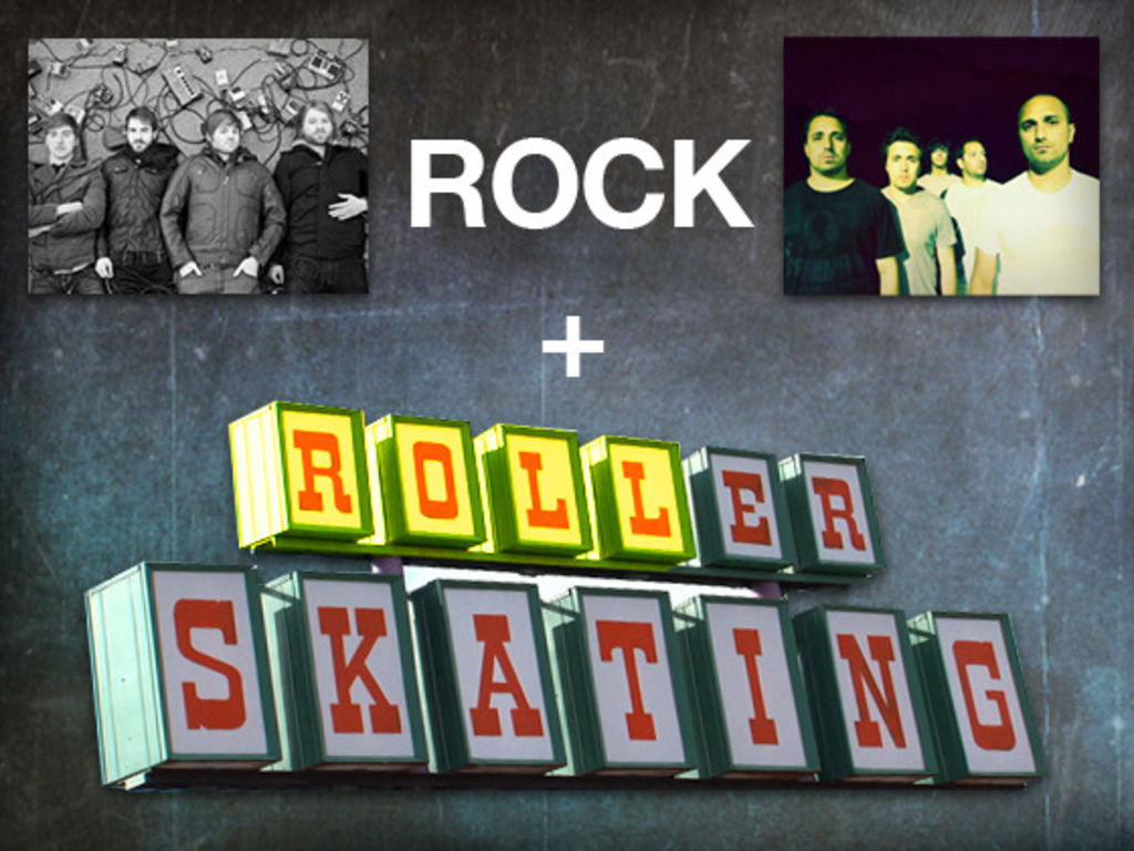 """""""Rock & Roll"""" - A Night of Roller Skating & Music's video poster"""