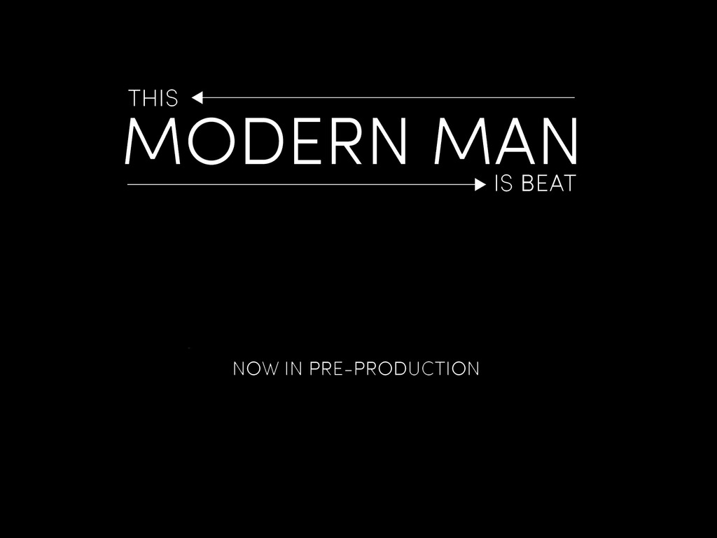 This Modern Man is Beat's video poster
