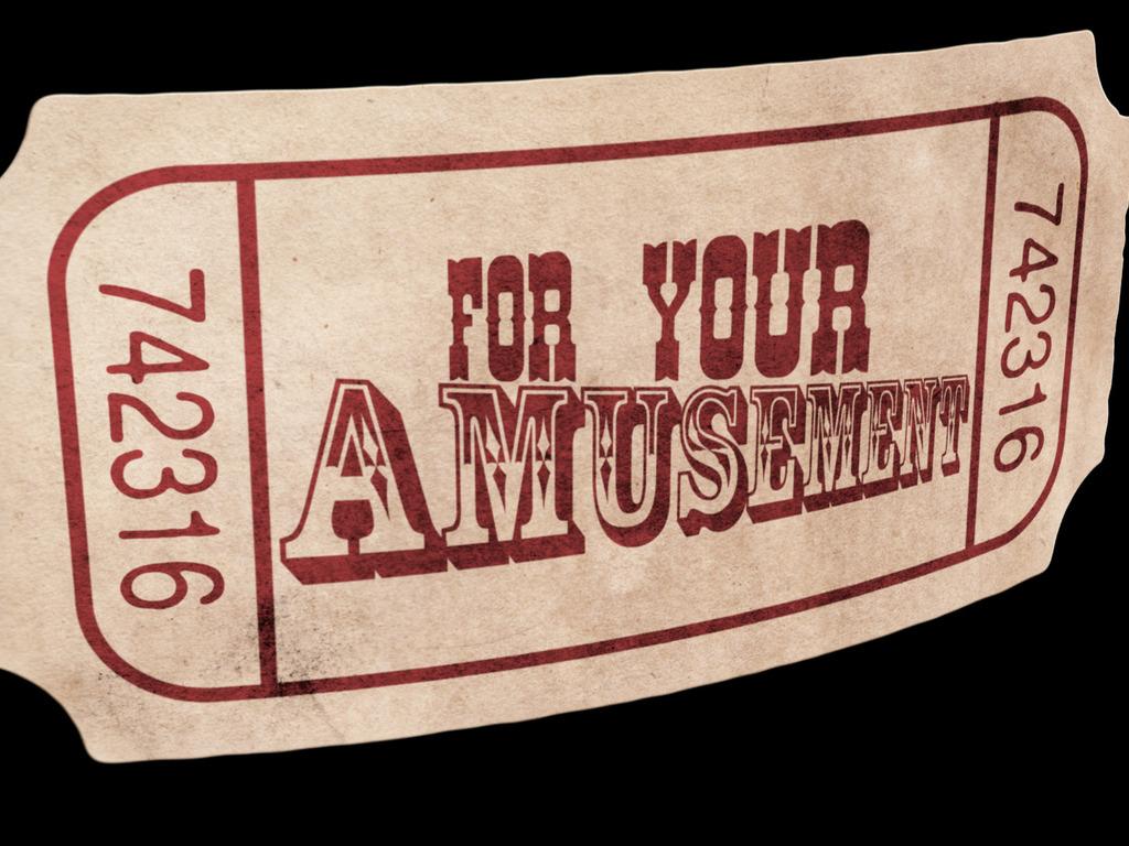 For Your Amusement - Amusement Park Travel Show's video poster