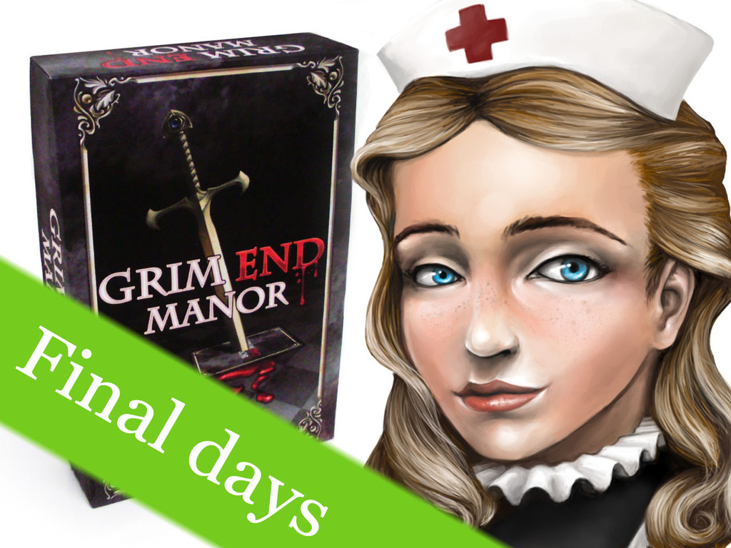Grim End Manor: The Card Game (Canceled)'s video poster
