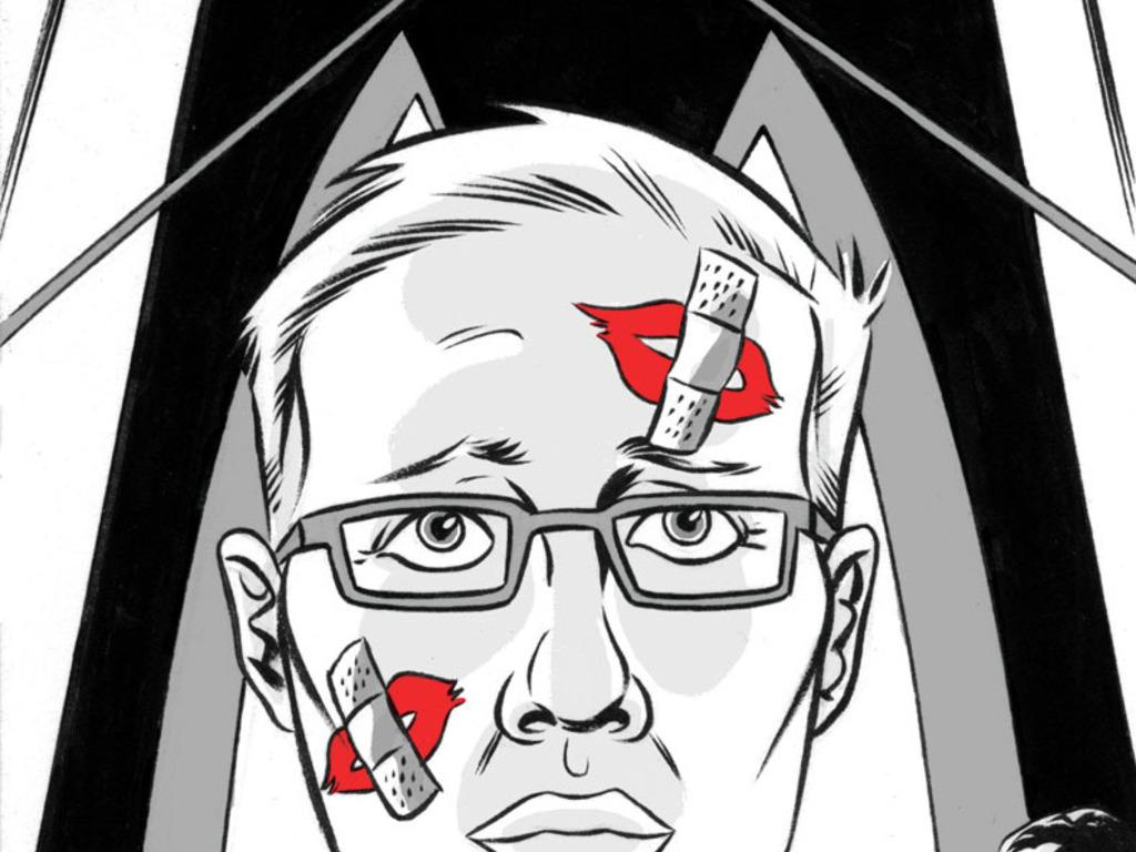 SCHMUCK: A Graphic Novel's video poster