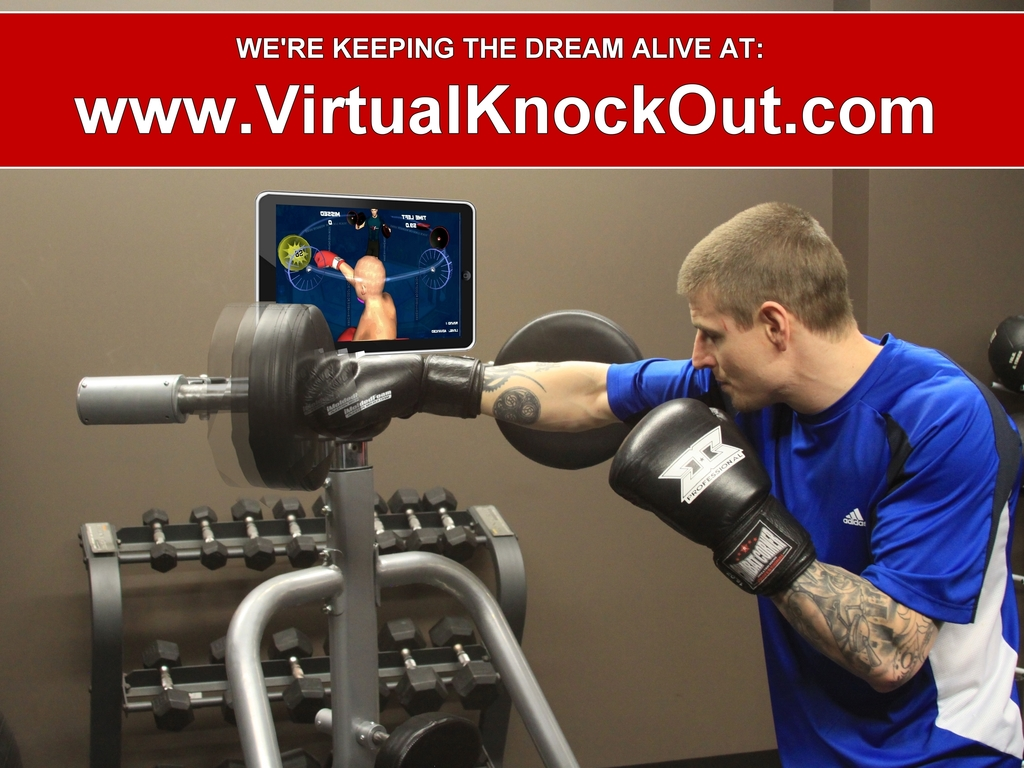 Virtual KnockOut™: Mobile Boxing Game and Arcade Trainer's video poster