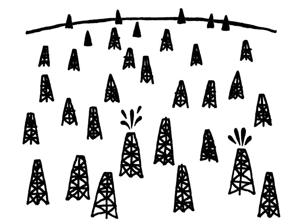 Re-Birth: The American Oil Boom's video poster