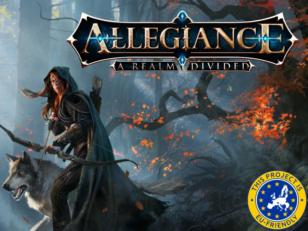 Allegiance: A Realm Divided's video poster