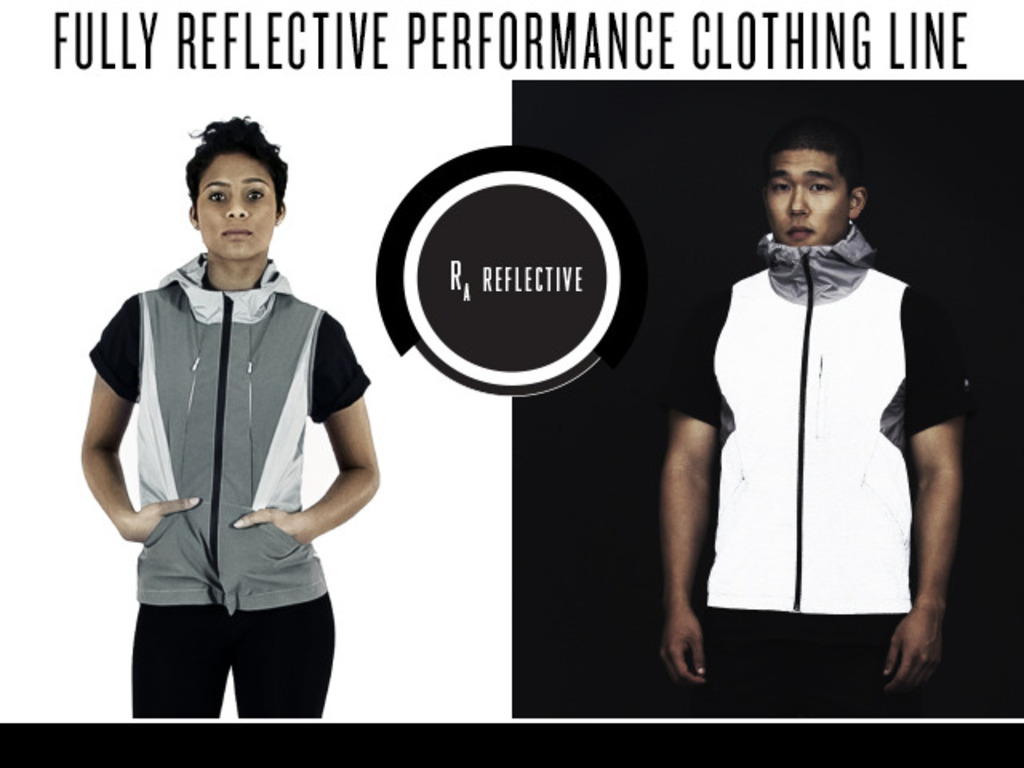 RA Reflective: 360 Reflective Performance for Men and Women's video poster