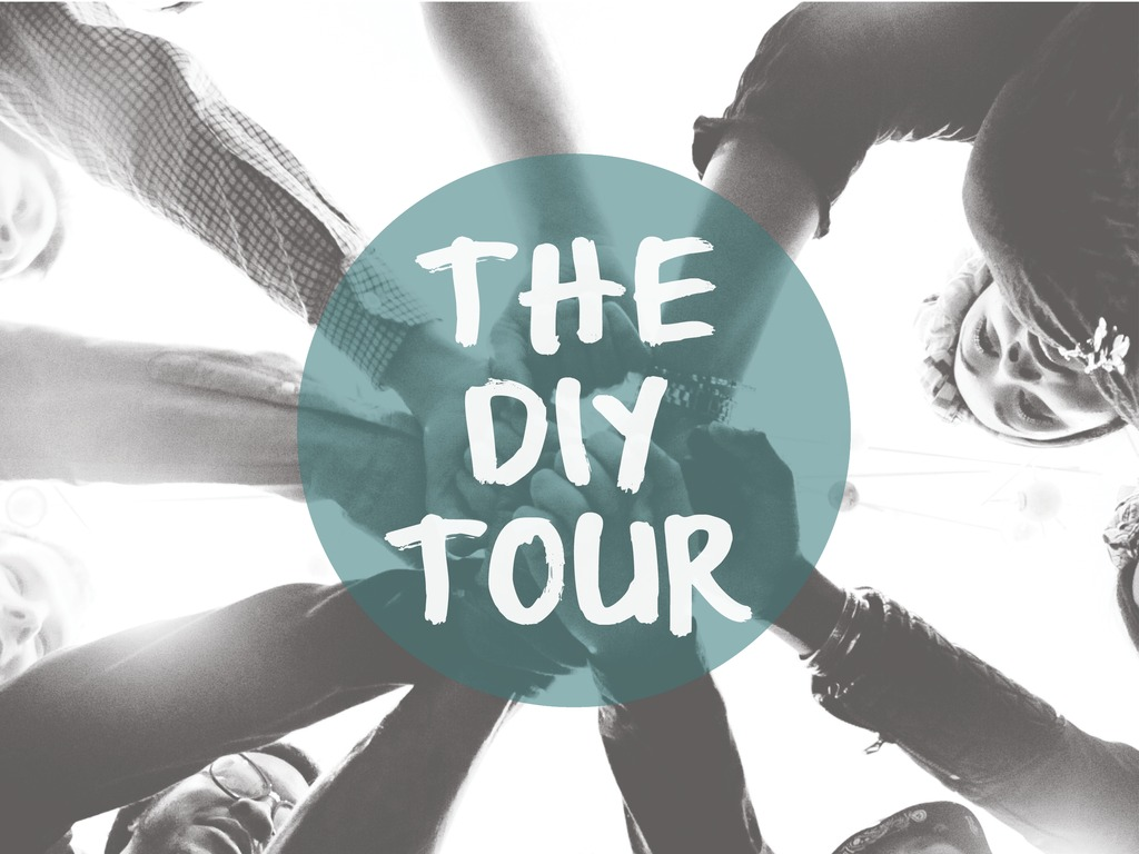 The DIY TOUR: The Future of Independent Music and Art's video poster