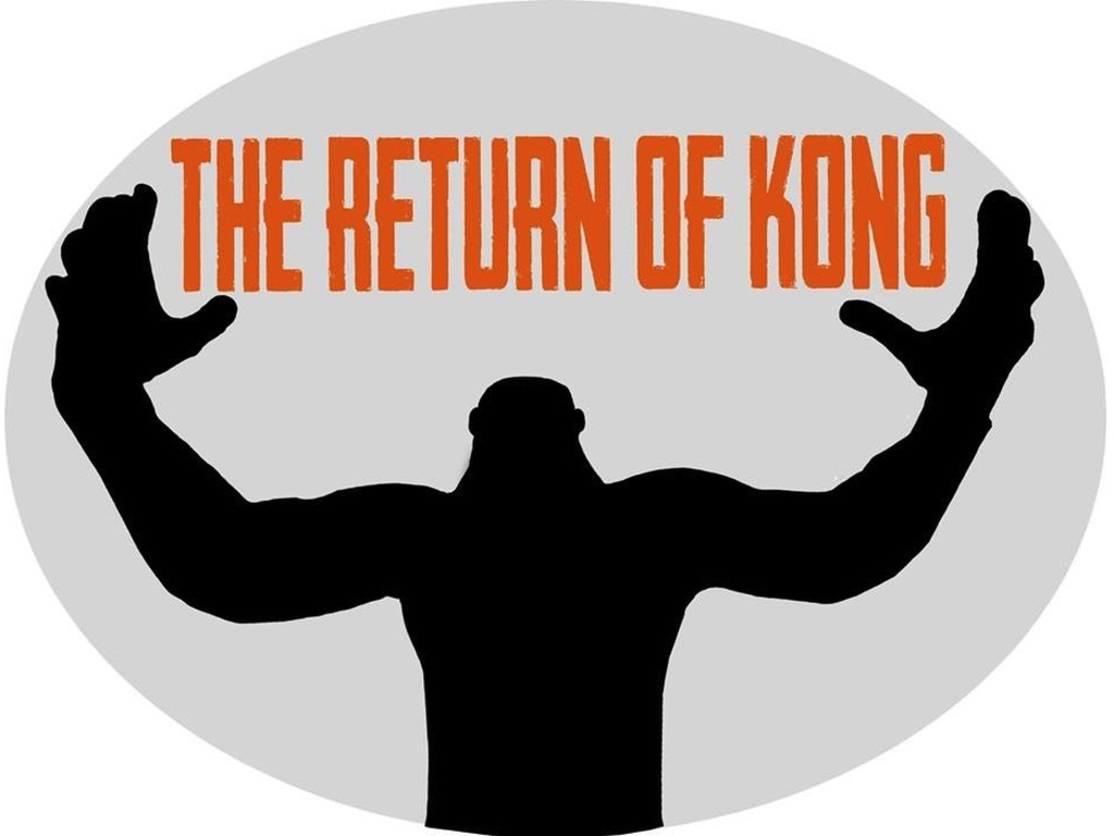 The Return of Kong?'s video poster