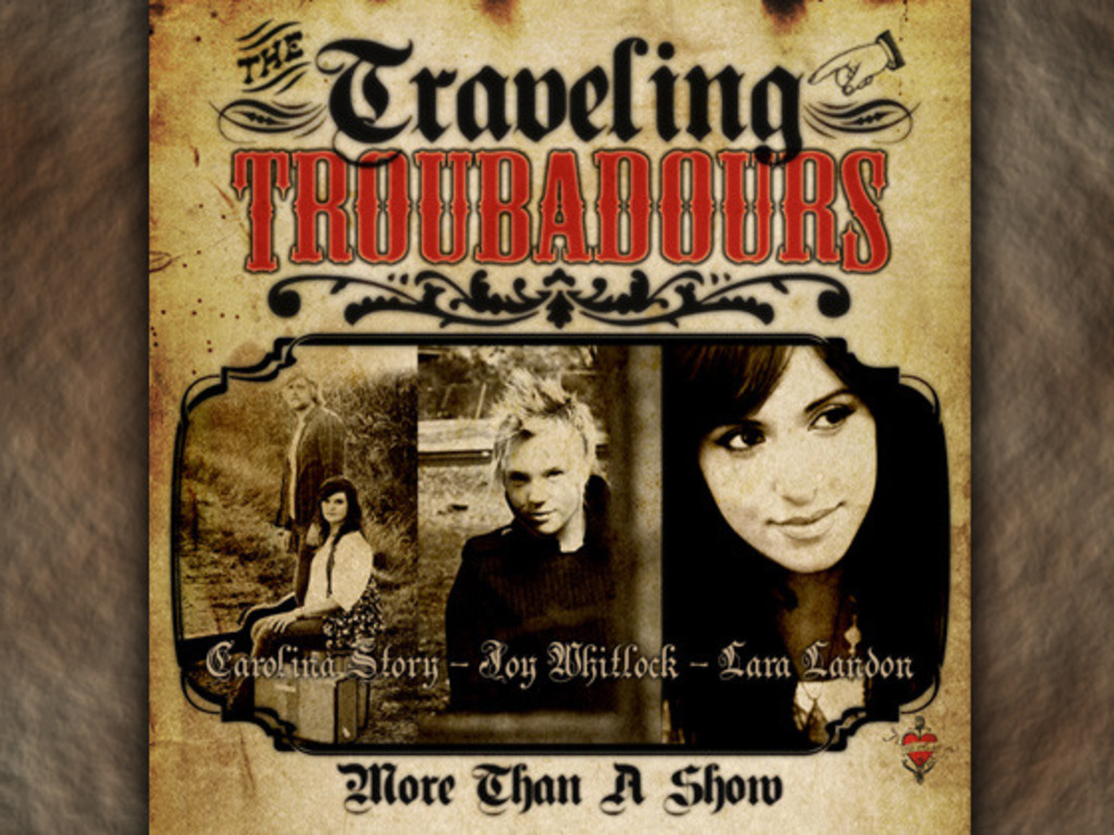 """Traveling Troubadours - """"More Than A Show"""" - Serving. Singing. Storytelling.'s video poster"""