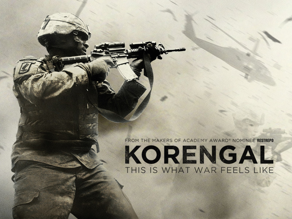 Korengal Theatrical Release's video poster