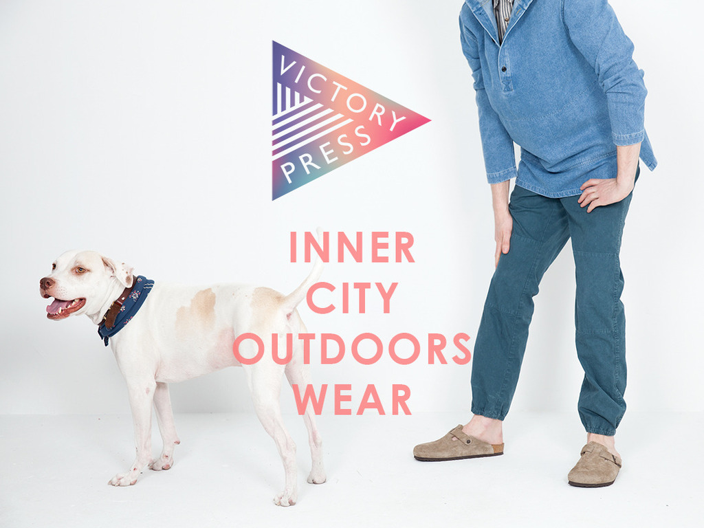 Inner-City Outdoors Wear- Menswear Made in the USA's video poster