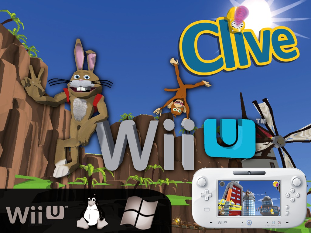 Clive and The Stones - 3D Action Platformer (Canceled)'s video poster