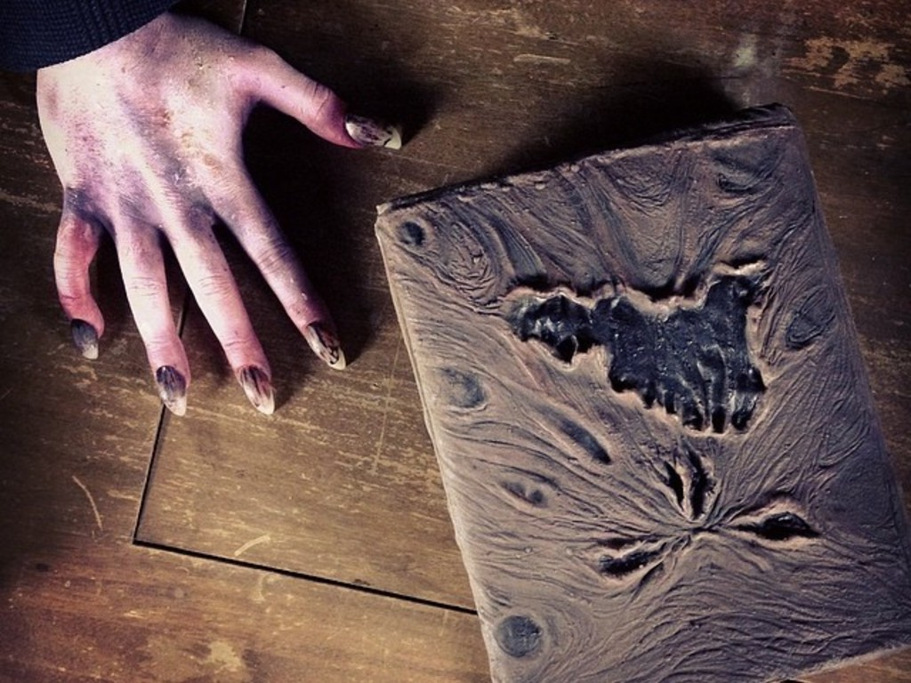 EVIL DEAD: THE MUSICAL's video poster