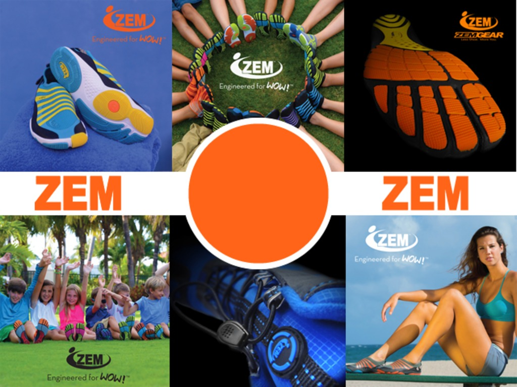 ZEM Shoes - Engineered for WOW!'s video poster