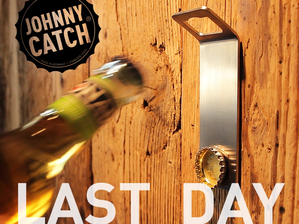 Johnny Catch's video poster