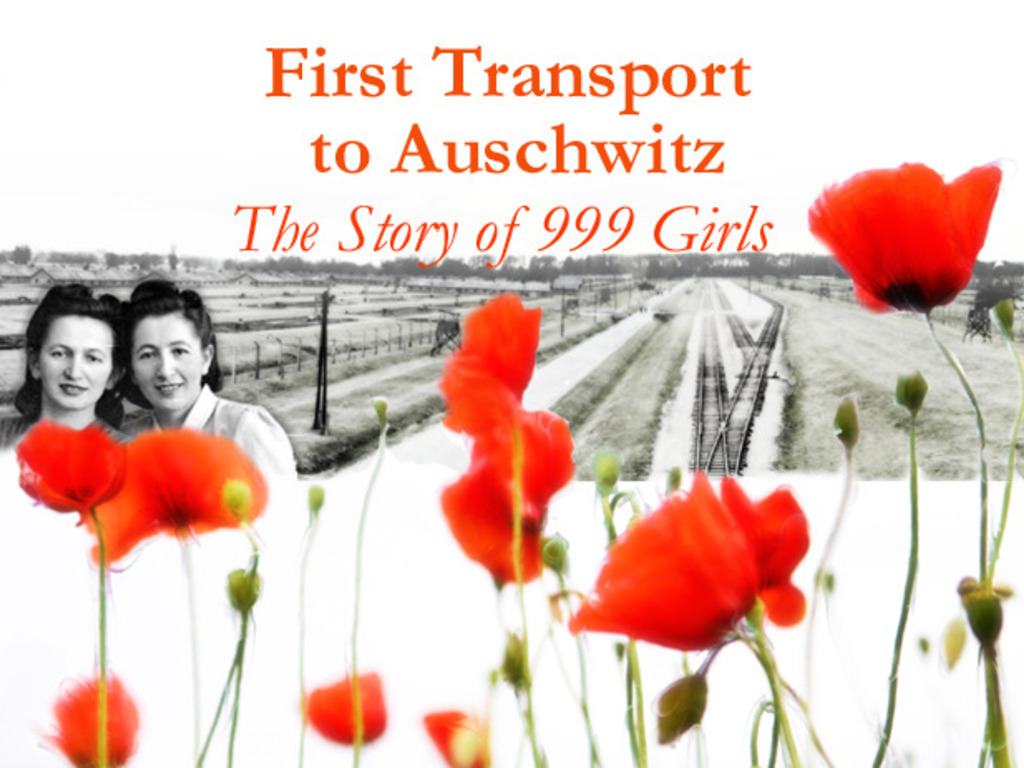 First Transport to Auschwitz - The Story of 999 Girls's video poster
