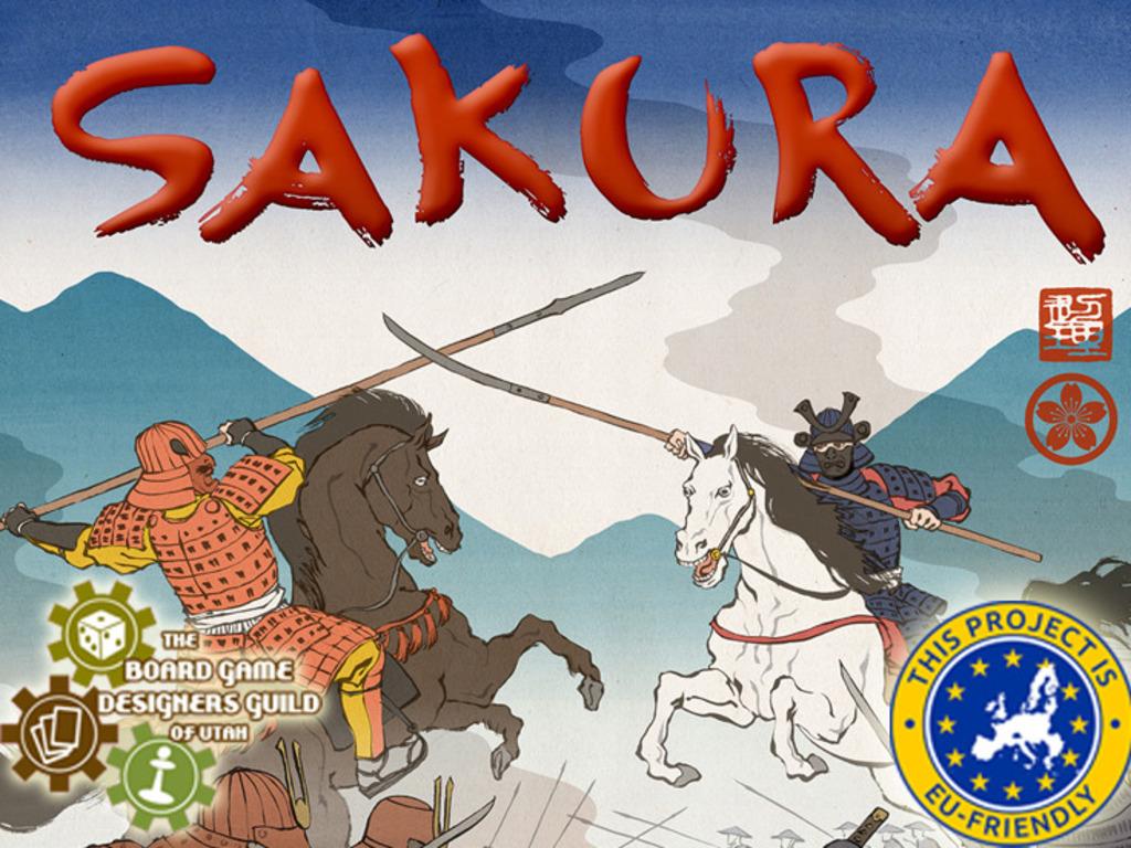 Sakura - The Board Game's video poster