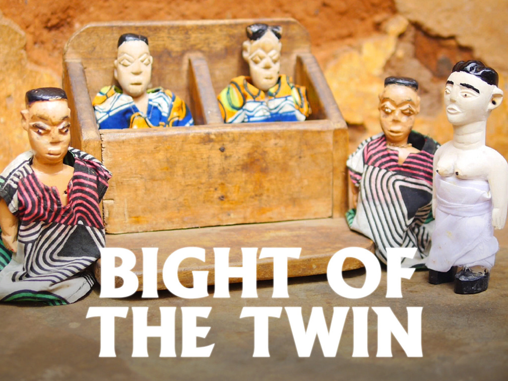 BIGHT OF THE TWIN's video poster