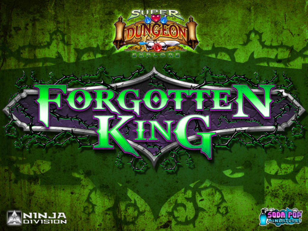 Super Dungeon Explore: Forgotten King's video poster