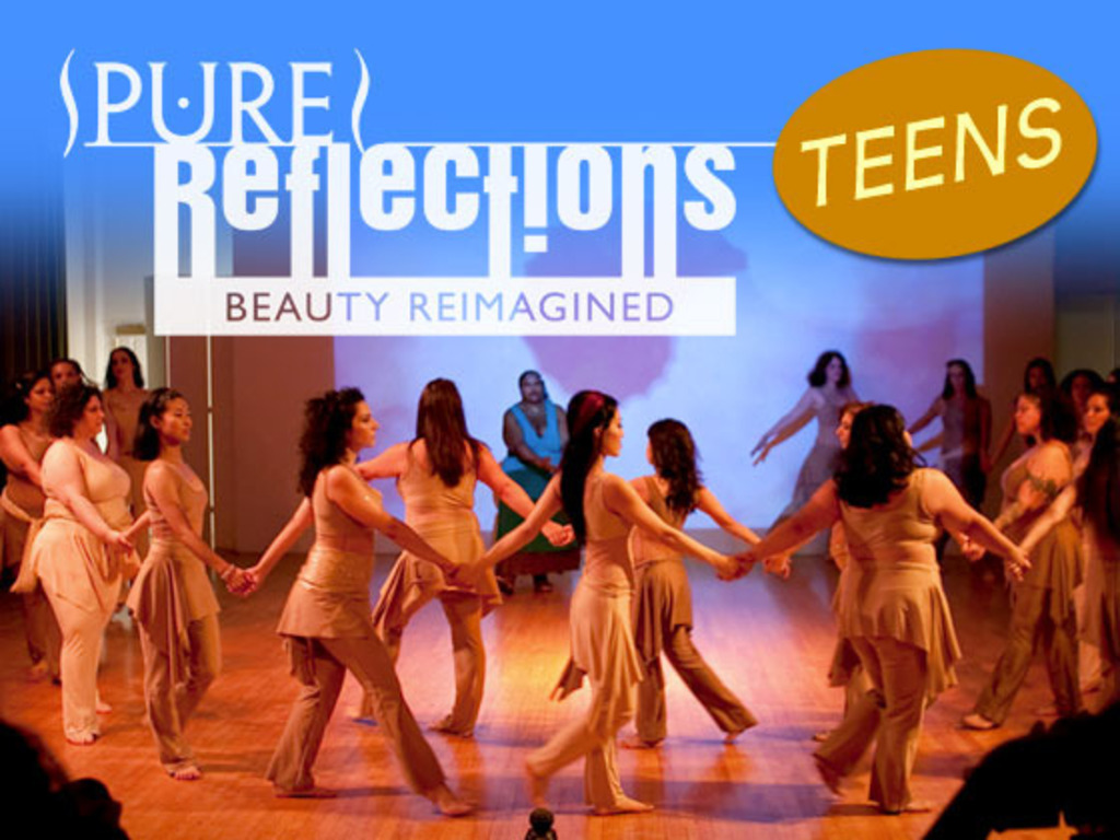 """PURE Reflections"" Dance Show at a Harlem High School's video poster"