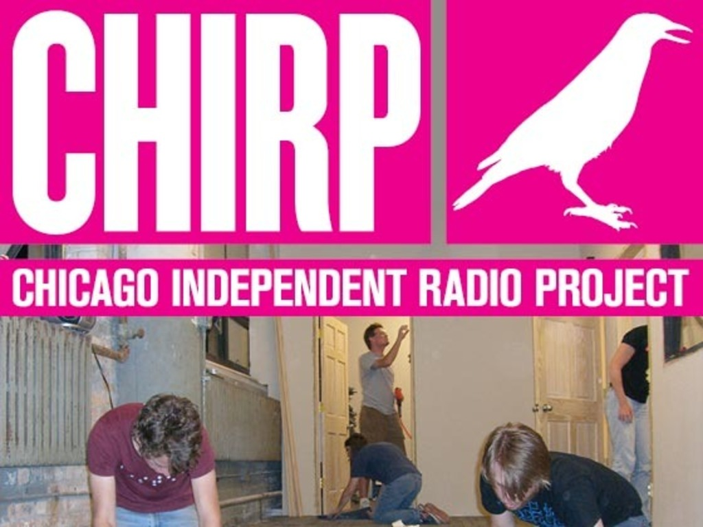 Launch the webstream for the Chicago Independent Radio Project (CHIRP) radio station!'s video poster