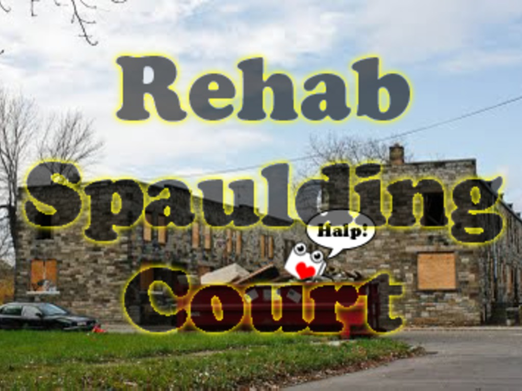 Rehab Spaulding Court In Detroit's video poster