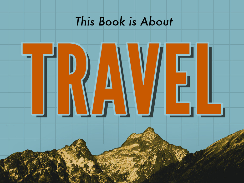 This Book Is About Travel (A Manual For Modern Movement)'s video poster