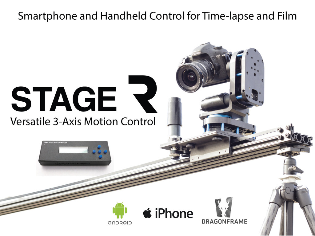 Smartphone Enabled Motion Control for Timelapse and Film's video poster