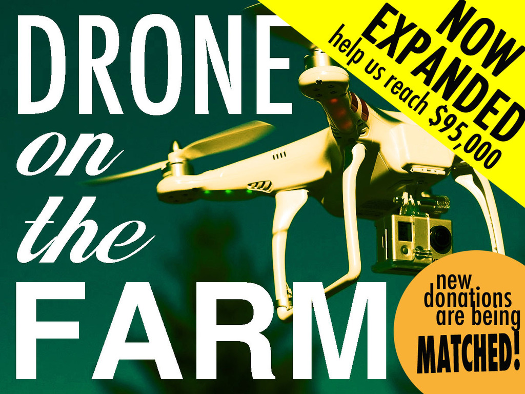 Drone on the Farm: An Aerial Exposé's video poster