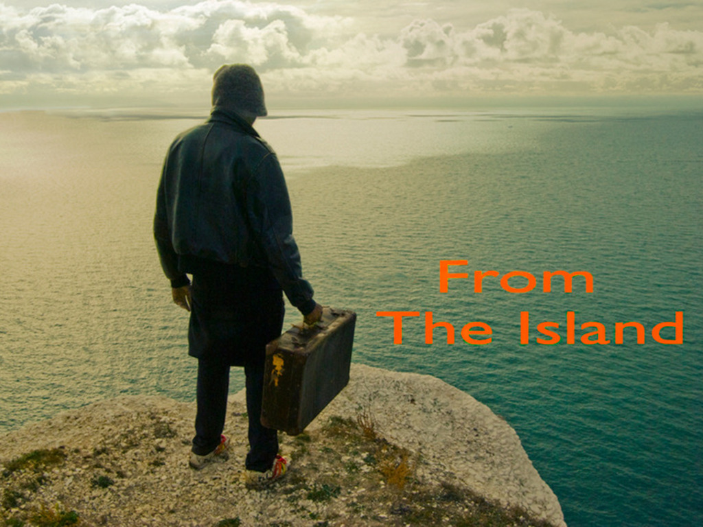 From The Island's video poster