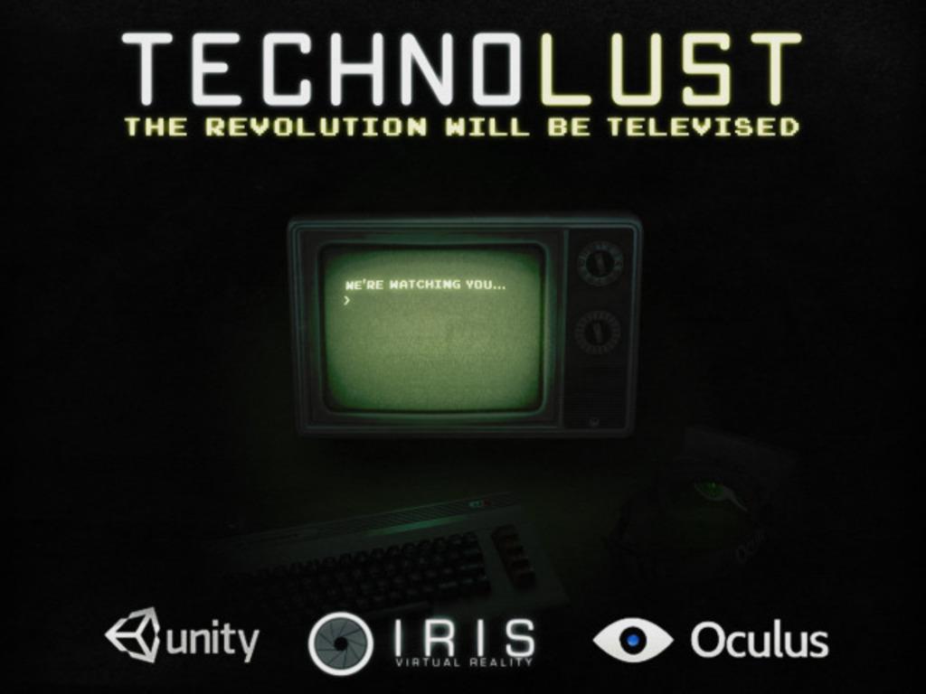 TECHNOLUST: True Cyberpunk's video poster
