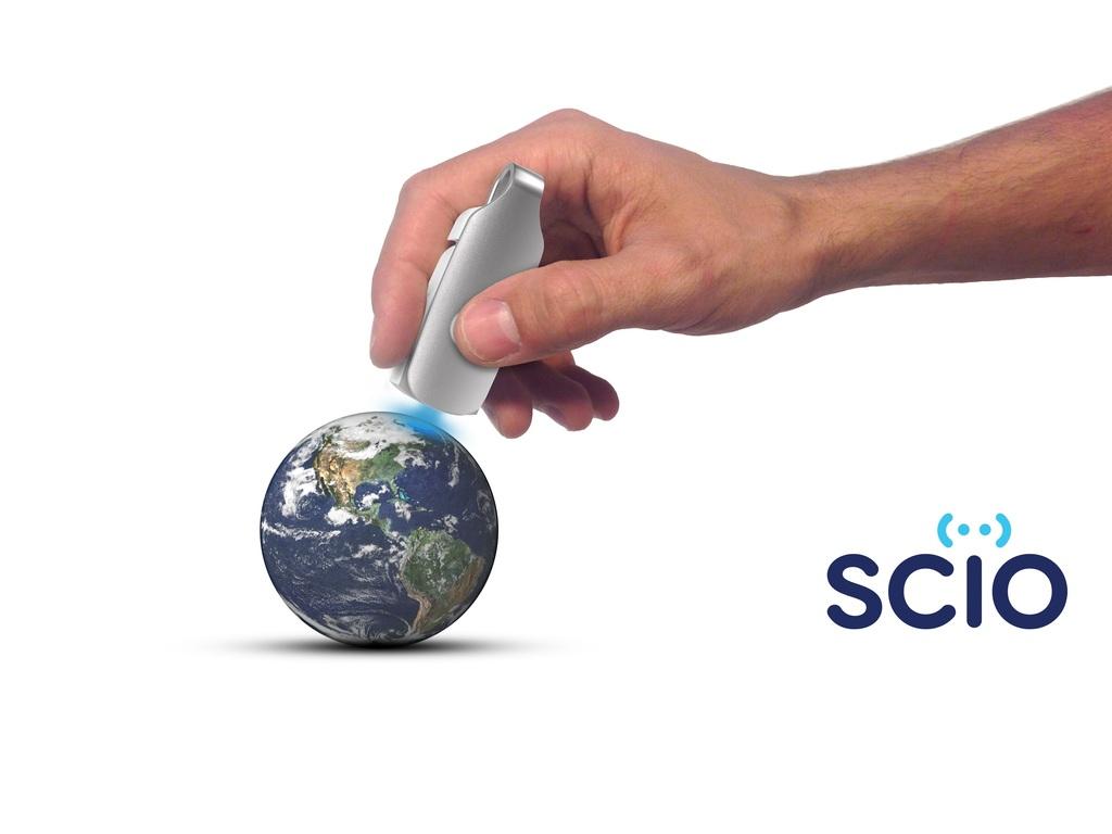 SCiO: Your Sixth Sense. A Pocket Molecular Sensor For All !'s video poster