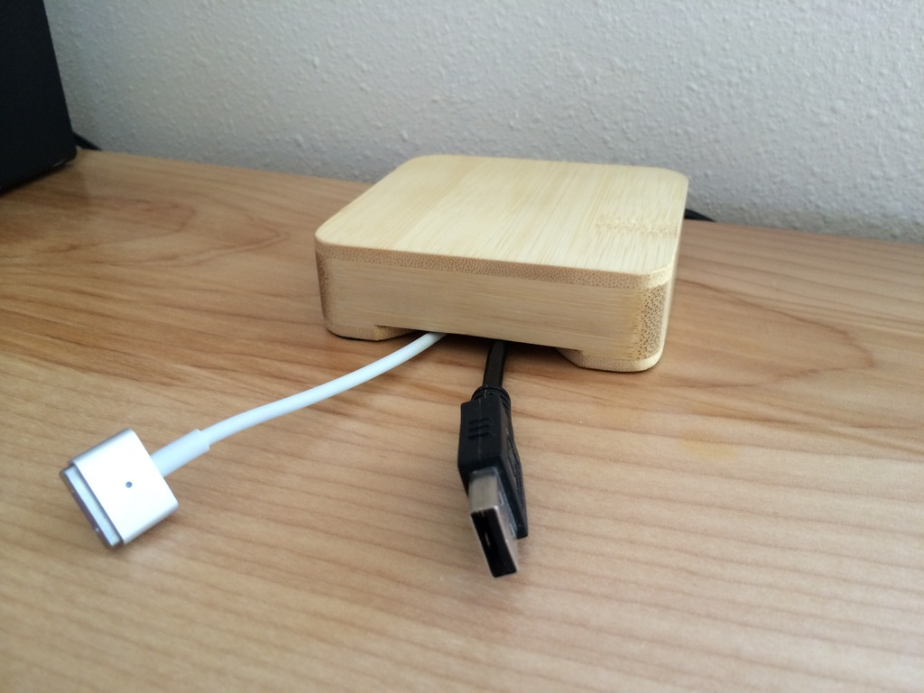 Brick - The Bamboo Cord Holder's video poster