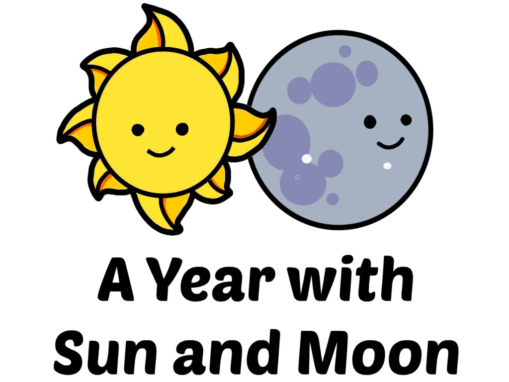 A Year with Sun and Moon: Student Observing Journal's video poster