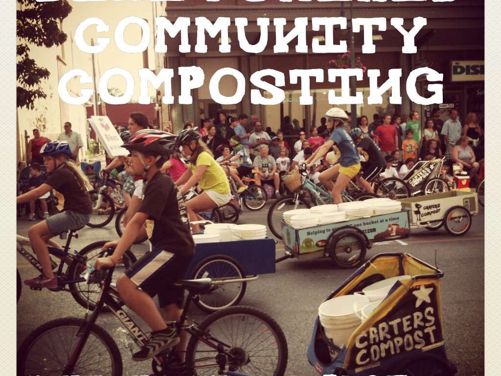 Traverse City's Bike-Powered Community Composting's video poster