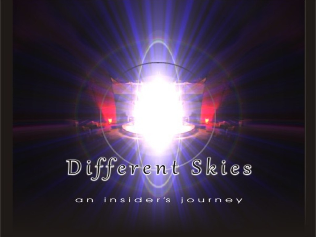 Different Skies documentary's video poster