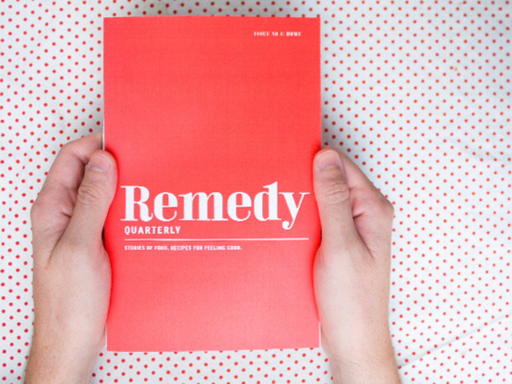 Remedy Quarterly's video poster