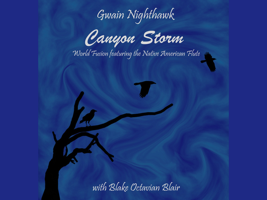 Gwain Nighthawk Debut Album: Canyon Storm's video poster