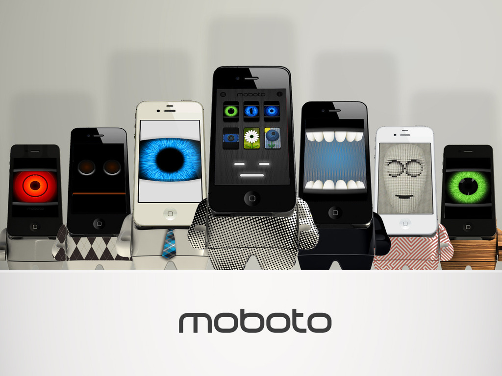 MOBOTO: Give your iPod, iPhone and iPad Some Personality's video poster
