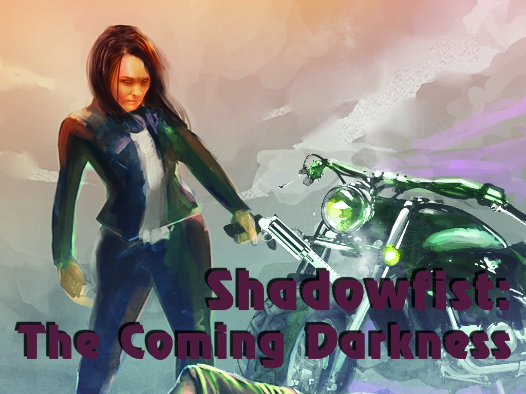 Shadowfist: The Coming Darkness's video poster