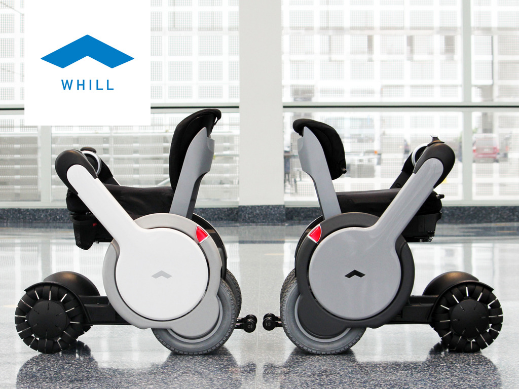 WHILL : World's Most Advanced Personal Mobility Device's video poster