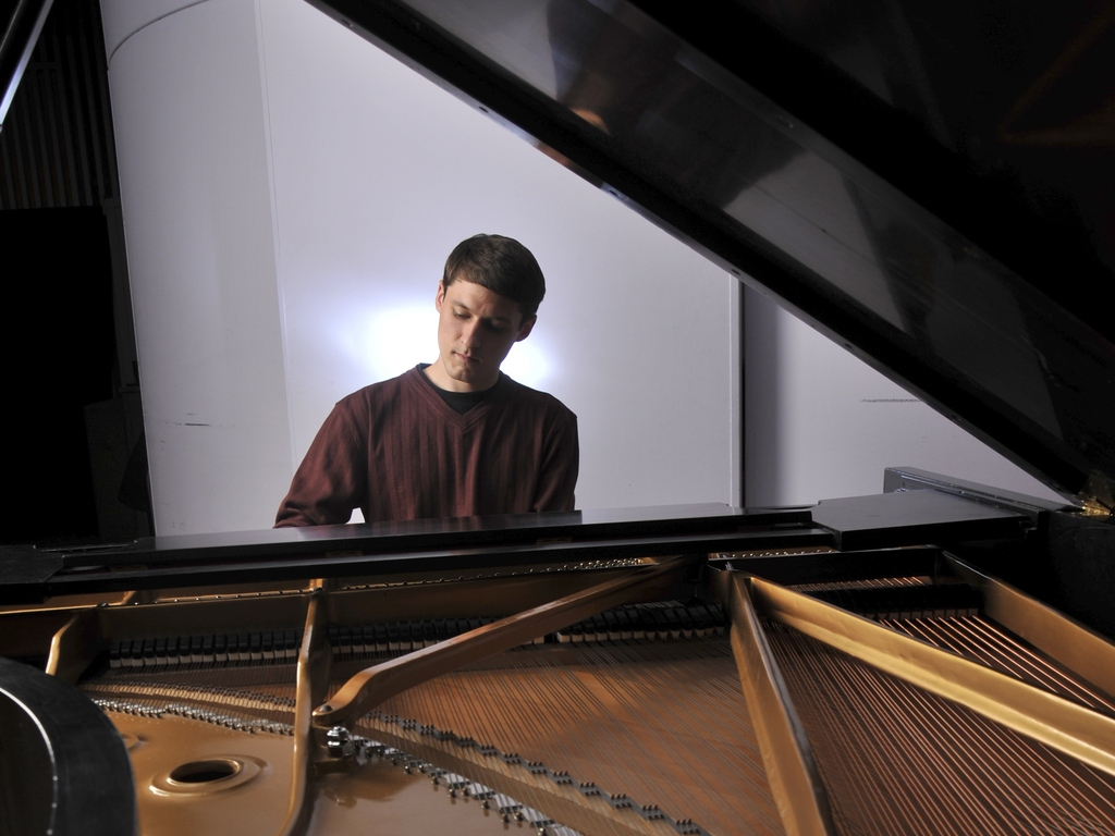 Sounds of Stow commission a Piano Concerto by Keane Southard's video poster