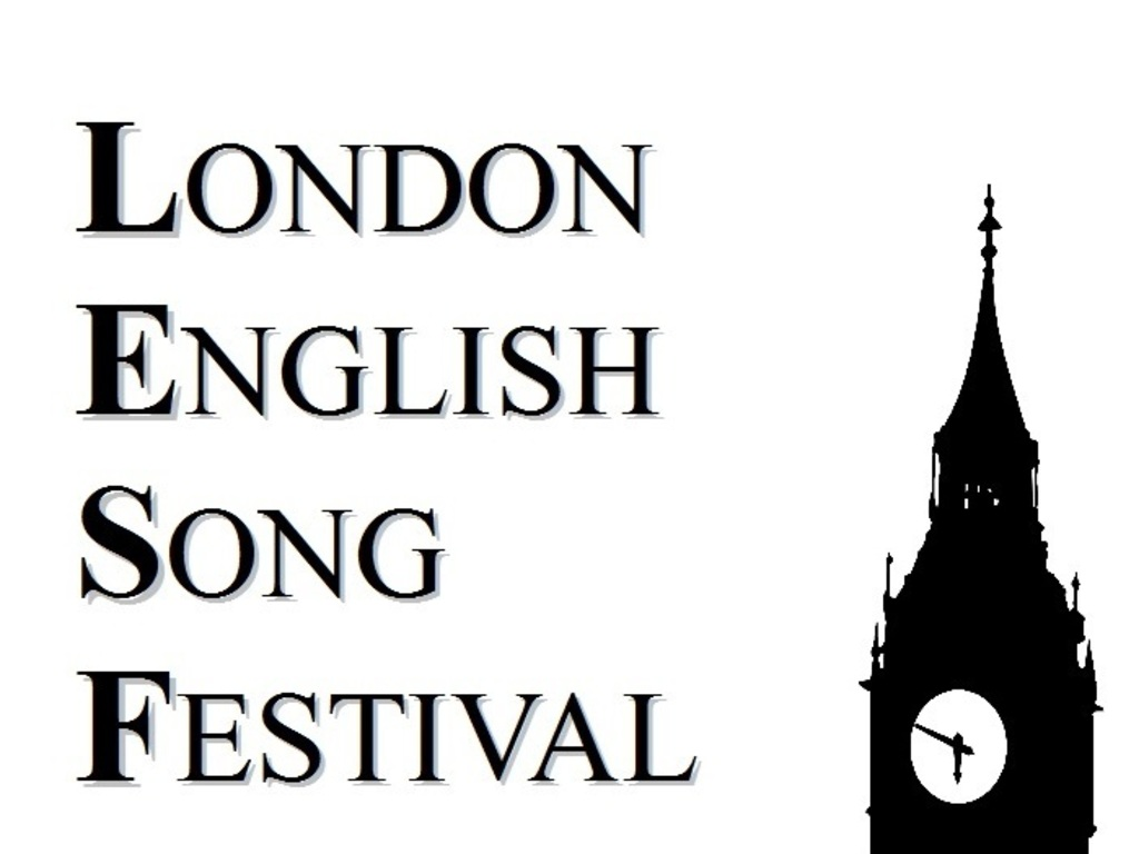 London English Song Festival's video poster
