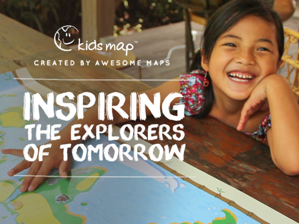 The Kidsmap: For the Explorers of Tomorrow's video poster