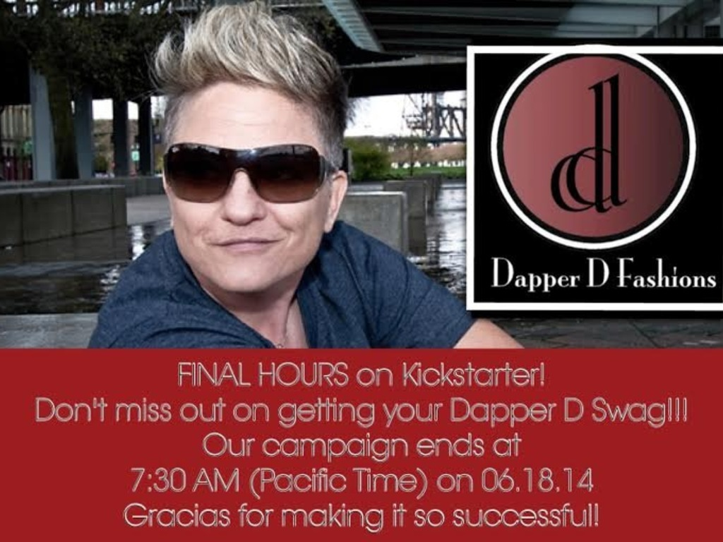 Dapper D Fashions: Men's Style Clothing for Women's video poster
