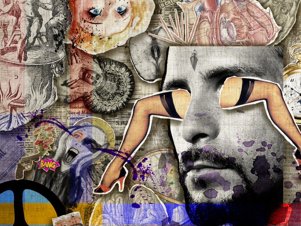 These Grey Men: Album and Tour by John Dolmayan's video poster
