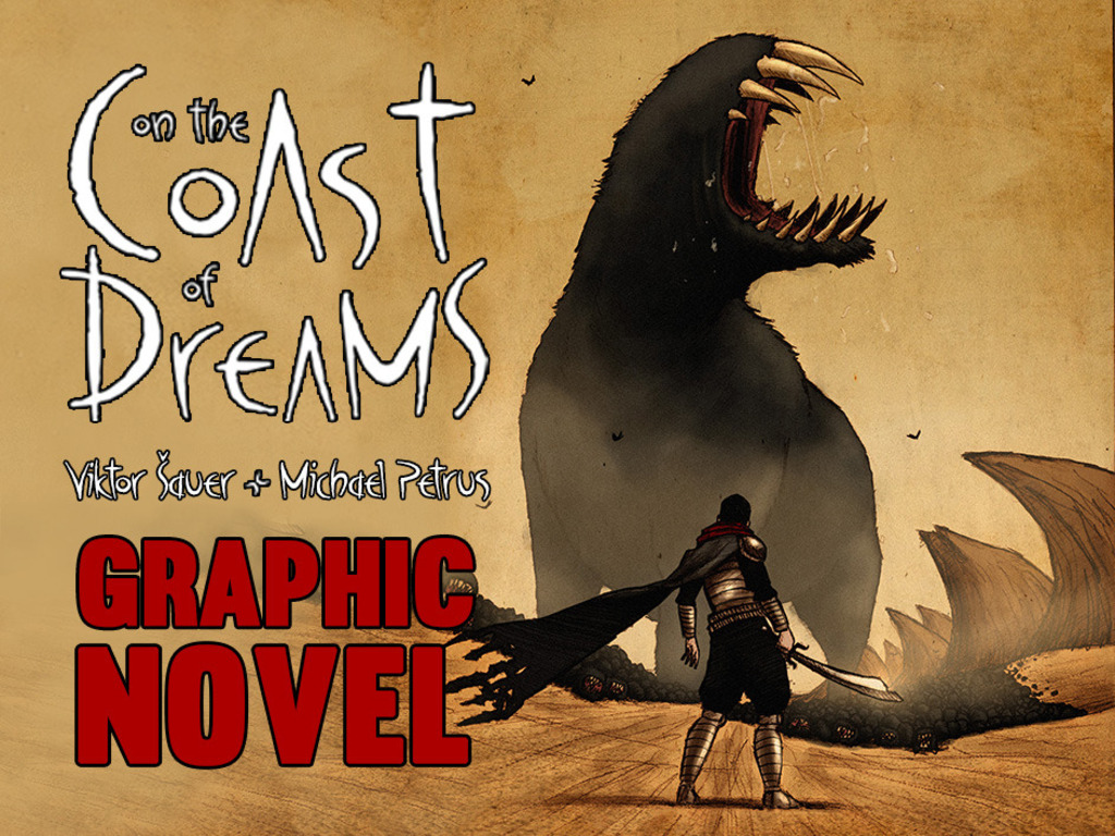 On the Coast of Dreams - GRAPHIC NOVEL's video poster