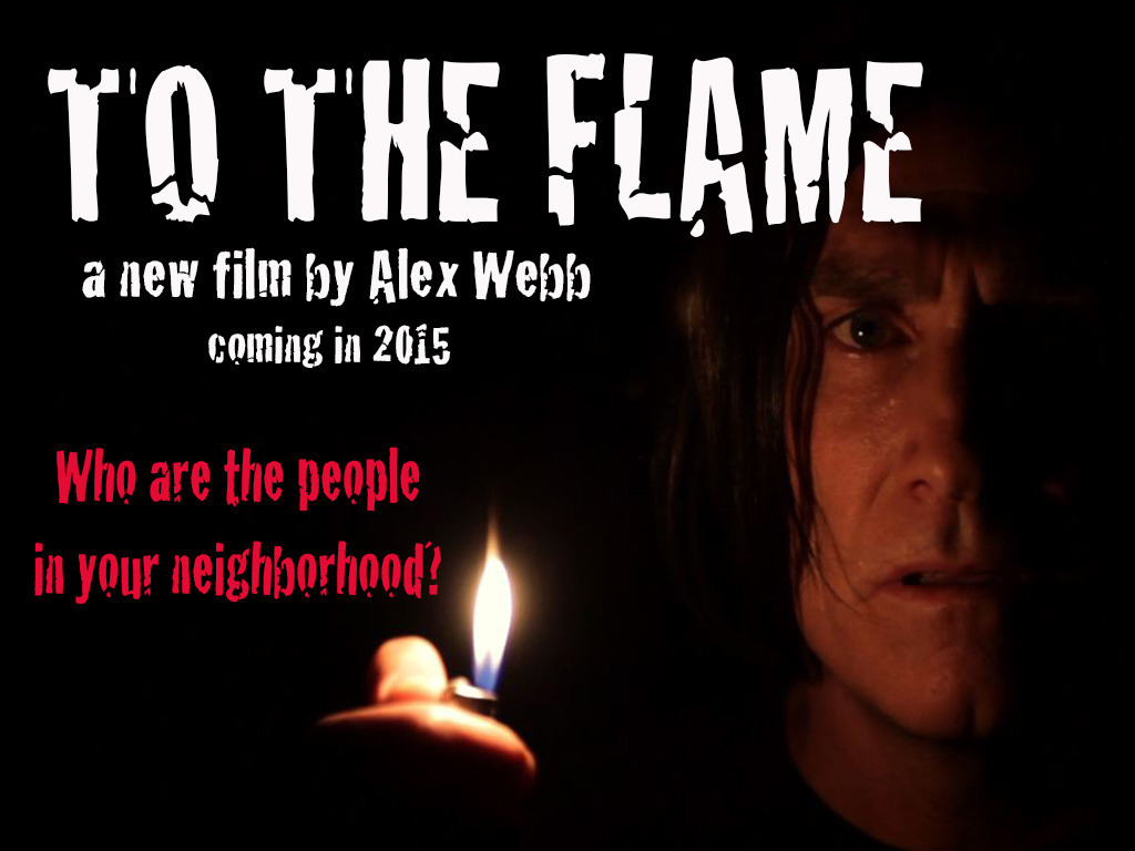To The Flame's video poster