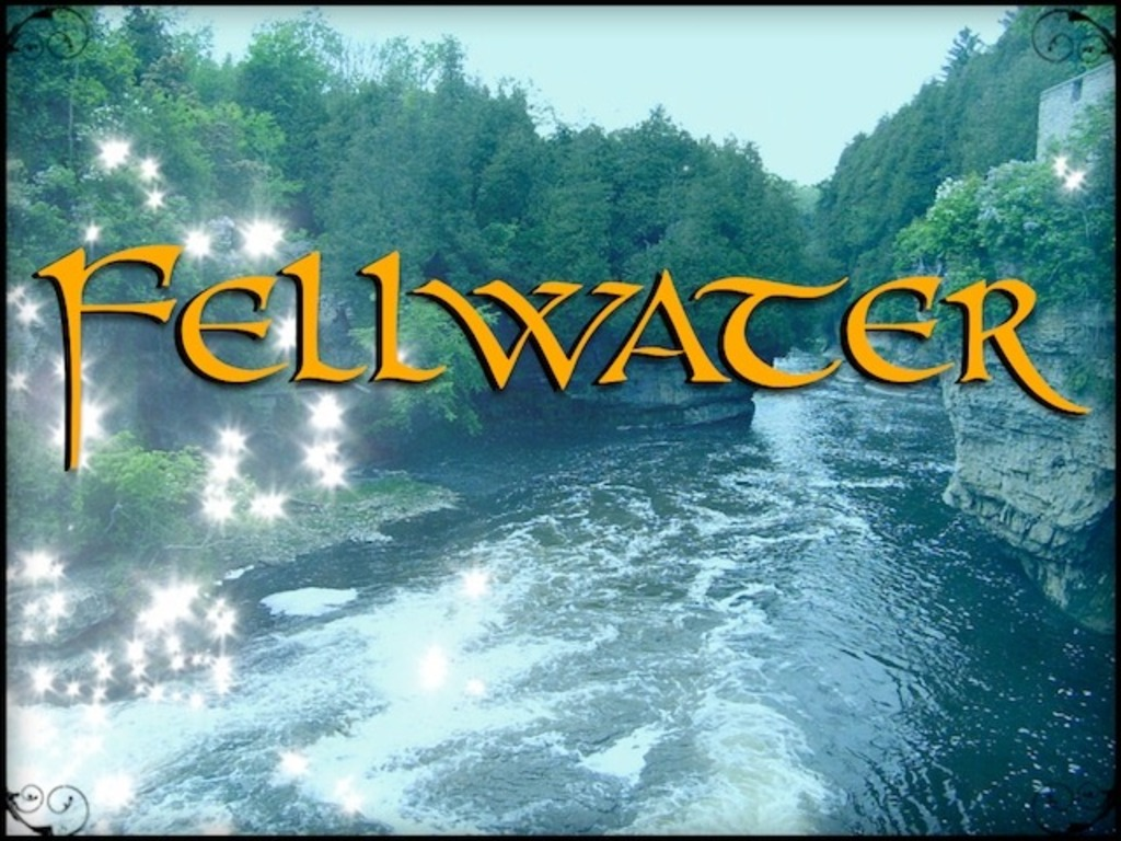 Fellwater's video poster