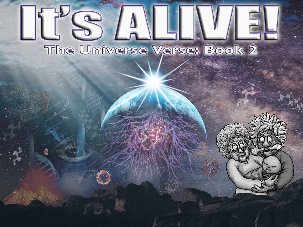 It's Alive! The Universe Verse: Book 2's video poster